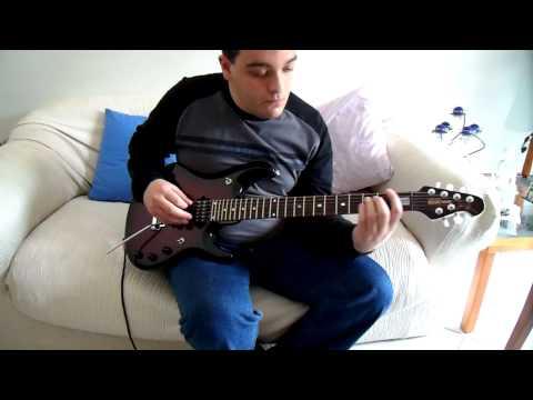 Ernie Ball Music Man JP6 John Petrucci Piezo Demo 720p