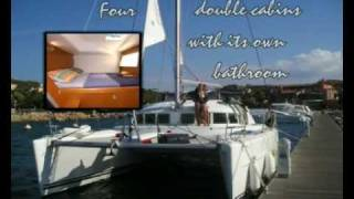 Valhalla catamaran - yachting and scuba diving around the world