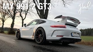 The season first drive in my 991.2 GT3 | EP 014
