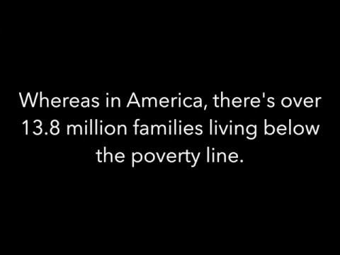 Slums  USA vs  India