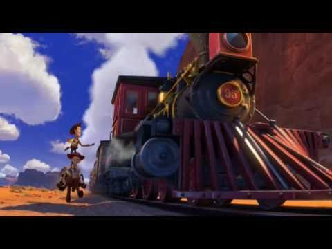 Disney Online Toy Story Rescue Operation Clip – Money Train Robbing