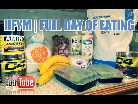 DAY IN THE LIFE (E5) | IIFYM | MEETING SHAWN RHODEN