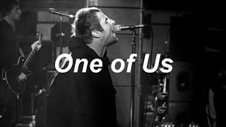 Liam Gallagher- One of Us (Lyrics/Subtitulos)