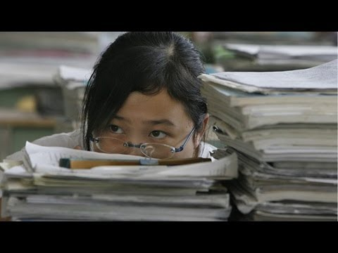 Are Chinese Students Smarter than American Ones? | China Uncensored