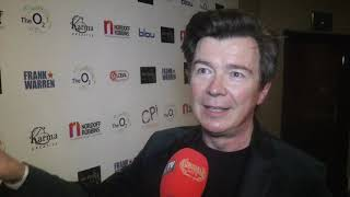 'ANTHONY JOSHUA LOSING WAS A HUGE SHOCK. BUT WHAT'S THE FUN IN WALK-OVERS?' - THE LEGEND RICK ASTLEY