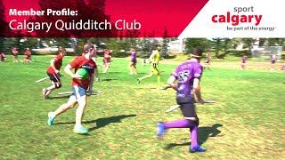 Sport Calgary Member Profile: Calgary Quidditch Club
