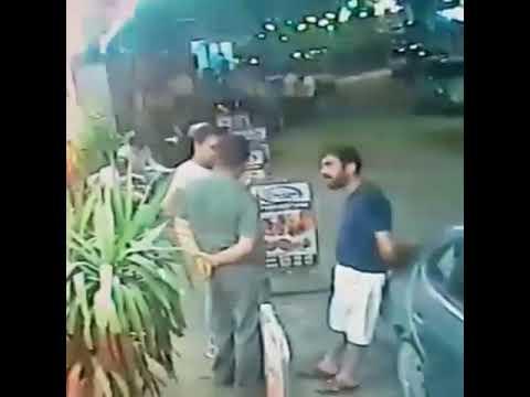 Tosya'da cinayet anı kamerada