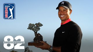 Tiger Woods Wins 2013 Farmers  Nsurance Open Chasing 82