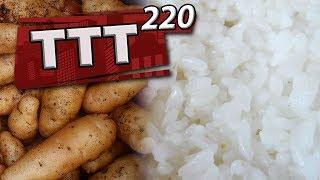 Reis mit Kartoffeln und Pommes | TTT mit SPIN | 220