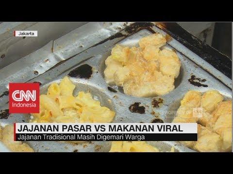 Jajanan Pasar Vs Makanan Viral Youtube