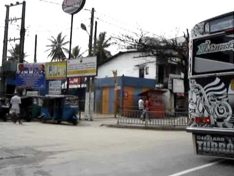 Sri Lanka - Colombo - TukTuk - Drive Mount Lavinia
