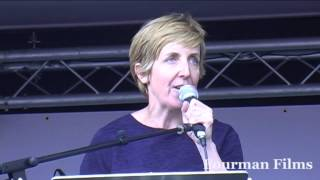 Julie Hesmondhalgh Coronation Street Actress   End Austerity Now The Peoples Assembly 20 06 15