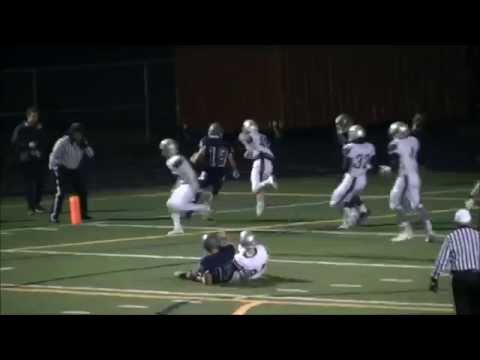 Daniel Wilson 2014 Varsity Highlights, Springfield highschool oregon