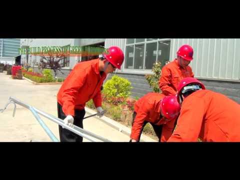Green Formwork-Qingdao Scaffolding