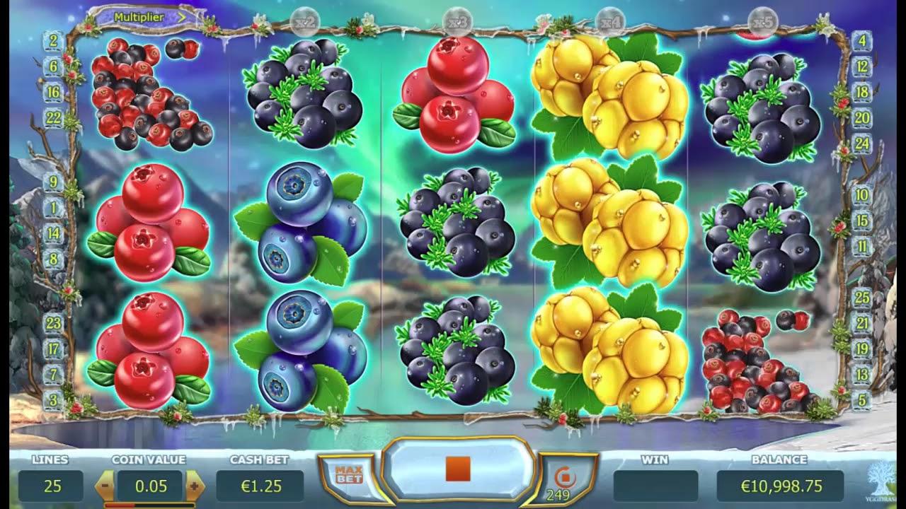 играть в игровой автомат ягоды