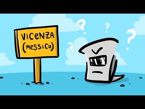 Uomo Scottecs in: VIAGGIO AL CENTRO DI VICENZA