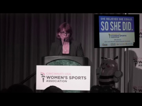 Cincinnati USA Women's Sports Association Award Banquet (Greater Cincinnati Northern Kentucky)