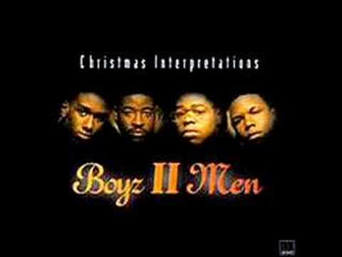 BOYS II MEN A JOYOUS SONG