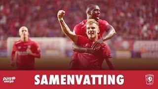 SAMENVATTING | FC Twente - Roda JC (31-08-2018)