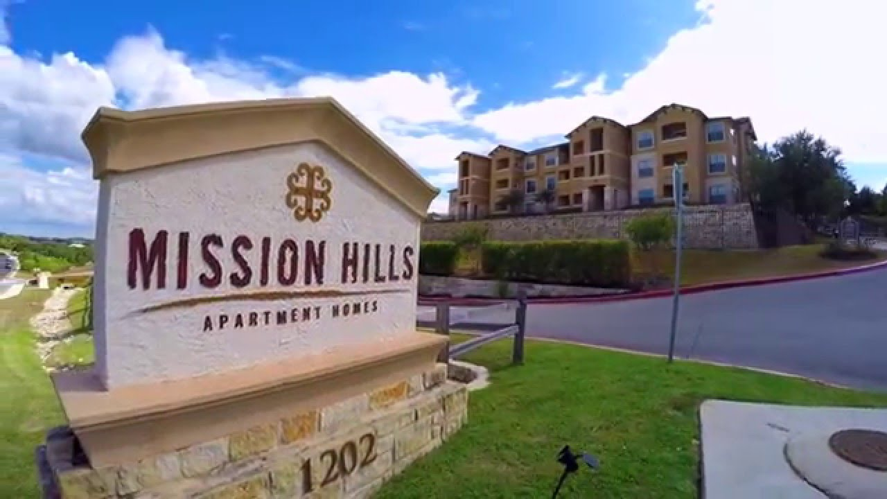 Mission Hills Luxury Apartments in Stone Oak, TX - Walk Through ...