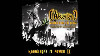 Akala - Murder Runs the Globe - (Audio Only)