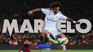 Marcelo Vieira - complete left back - 2016