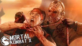 ДЖЕЙСОН ВУРХИЗ! ПРОХОЖУ ИСТОРИЮ в Mortal Kombat X