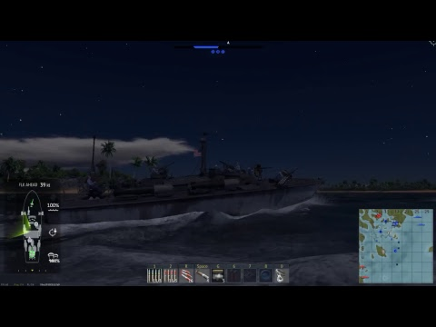 War Thunder Naval Forces Pre-CBT