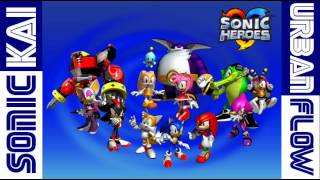 Sonic Heroes Music: FOLLOW ME