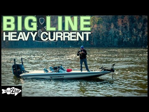 2 Reasons To Upsize Your Line When Fishing Current