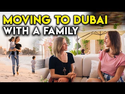 Moving To Dubai With A Family. Interview With An Expat Mom.