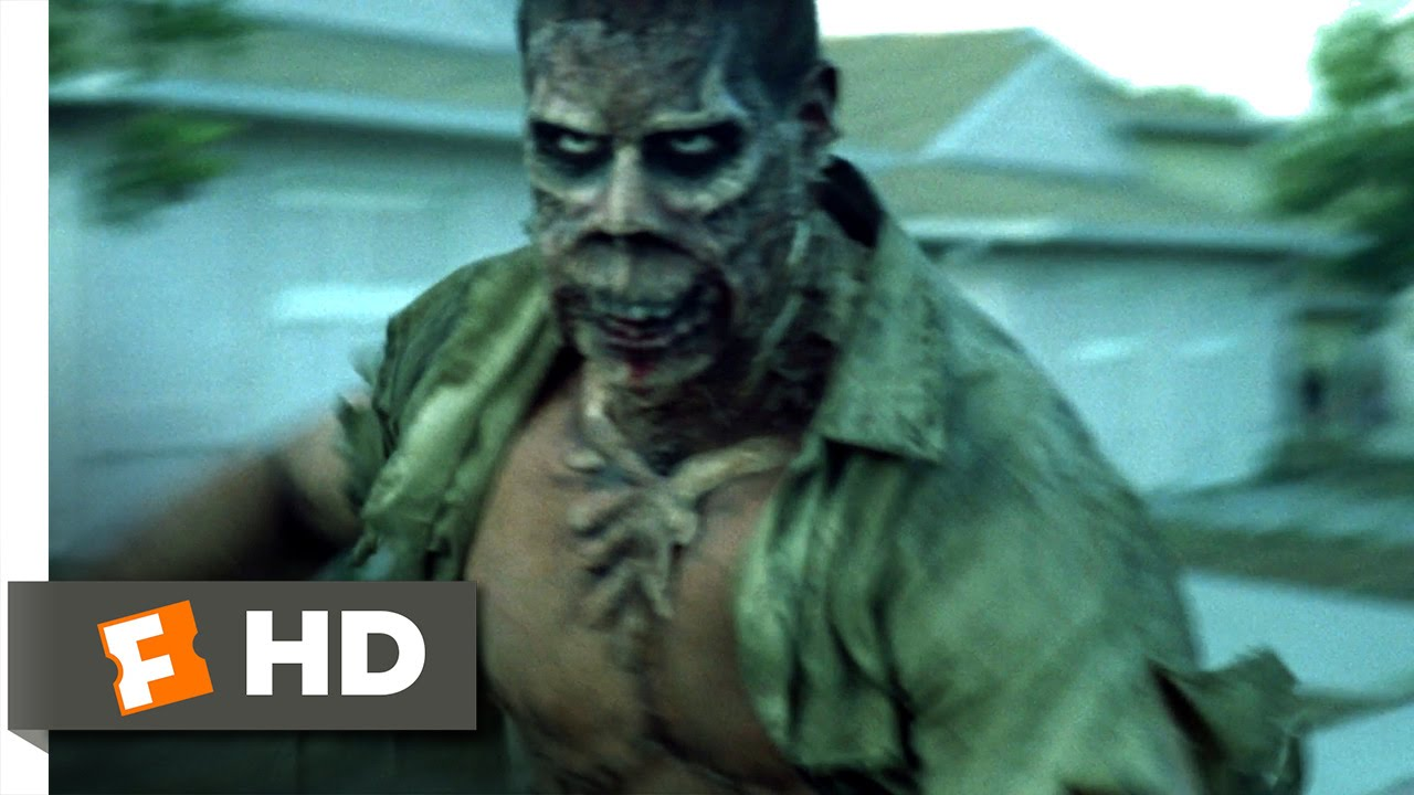 Zombie Apocalypse (5/10) Movie CLIP - Ugly and Undead