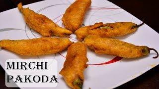 Hyderabadi Besan Mirchi Ki Bhaji   Mirchi Pakoda  Fried Green Pepper   In English