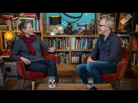 Adam Savage Interviews Author Mary Roach - The Talking Room