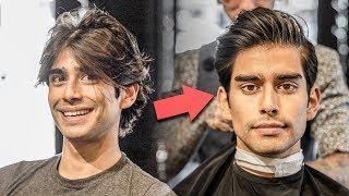Updated Classic Quiff with a Modern Twist | Best Mens Hairstyle 2019