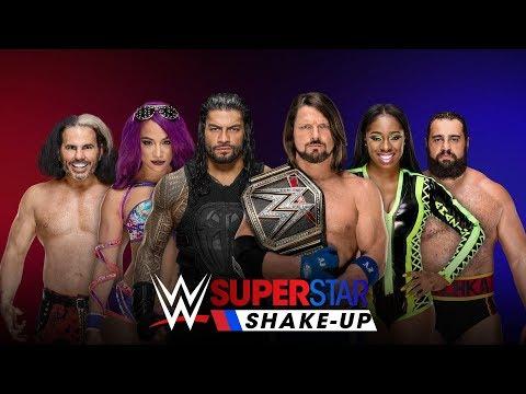 WWE Smackdown Live Superstar Shake-Up Live Reactions