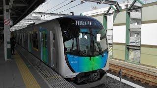 西武 S-TRAIN 運転開始 2017.03.25(練馬駅)