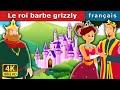 Le roi barbe grizzly | Histoire Pour S'endormir | Histoire Pour Les Petit | Contes De Fées Français