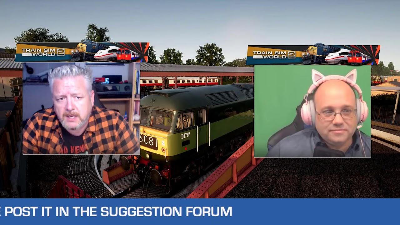Train Sim World 2 Executive Producer Q&A