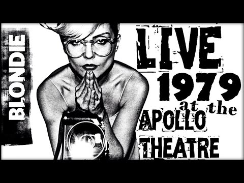 1979 Blondie  Live at the Apollo Theatre