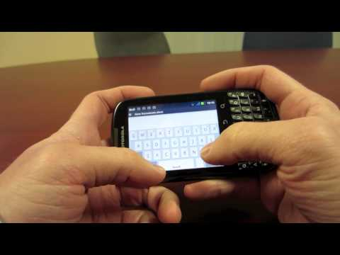 Quick look: Motorola Pro+ 4G