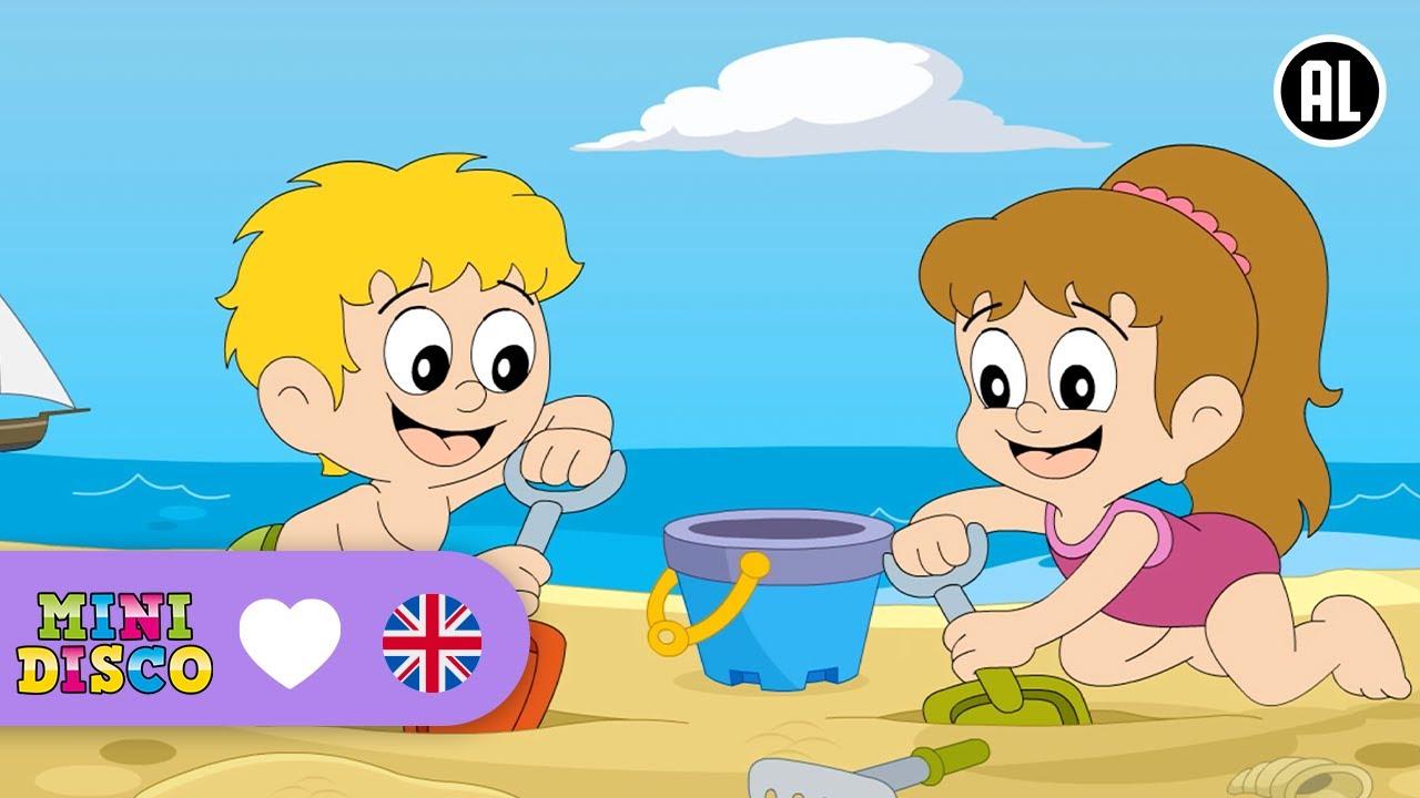 In The Summer Favorite Childrens Songs Nursery Rhymes Kids Dance By Minidisco