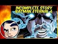 Batman Eternal 6 - Red Robin - Incomplete Story | Comicstorian