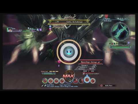 Xenoblade Chronicles X - Telethia on Foot Solo: Photon Saber/Multigun  