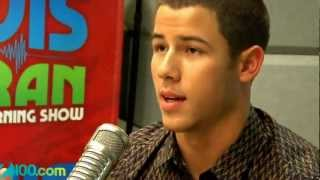 Jonas Brothers Interview @ Z100 on August 20,2012