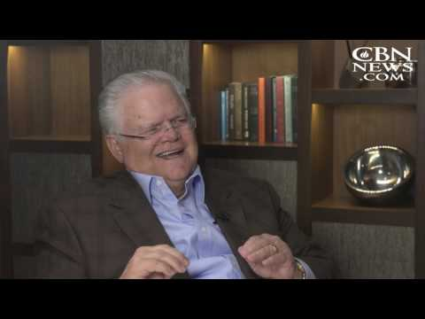 Hagee's End Times Warning: 'The Fuse Is Lit, Every Prophetic Player Is on Stage'