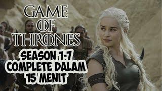 Rekap Game of Thrones Season 1-7 Dalam 15 Menit - Bahasa Indonesia