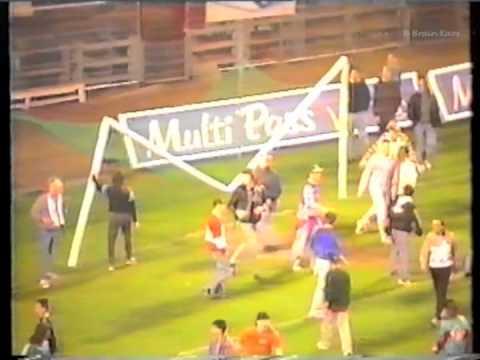 belgian goalposts demolition rsca rwdm 1991