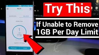 CAN YOU REALLY REMOVE RELIANCE JIO 4G 1GB DATA LIMIT AND INCREASE THE LIMIT AND ACCESS FAST INTERNET