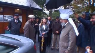Tour of Ireland in 2010 by Hazrat Mirza Masroor Ahmad - Islam Ahmadiyya